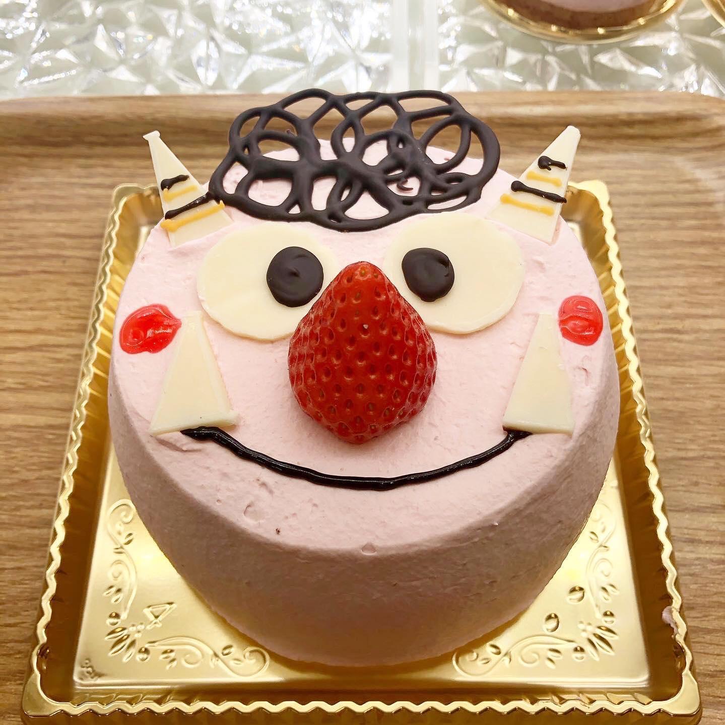 節分ケーキ シェフジモト 福岡東区